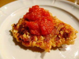 雑穀と豆のポルペッティ(練ごま、炒りごま)
